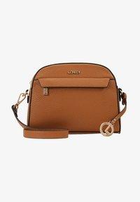 L.Credi - ELLEN - Across body bag - cognac - 5
