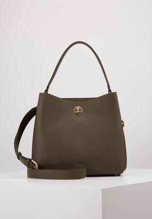EVITA - Handbag - khaki