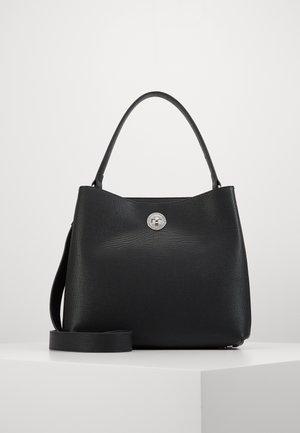 EVITA - Handtasche - schwarz