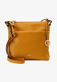 L.Credi - EDA - Across body bag - yellow - 1