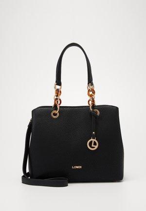 ELORA - Handbag - black