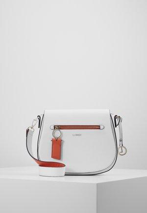 EMERITA - Across body bag - weiss