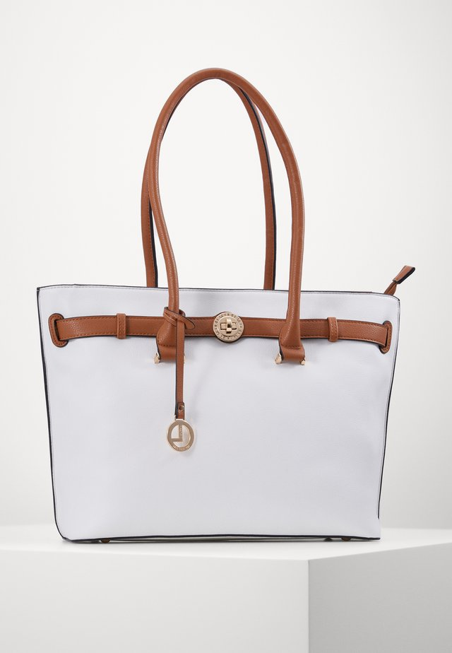 ESTELA - Shopping Bag - weiss