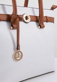 L.Credi - ESTELA - Tote bag - weiss - 5