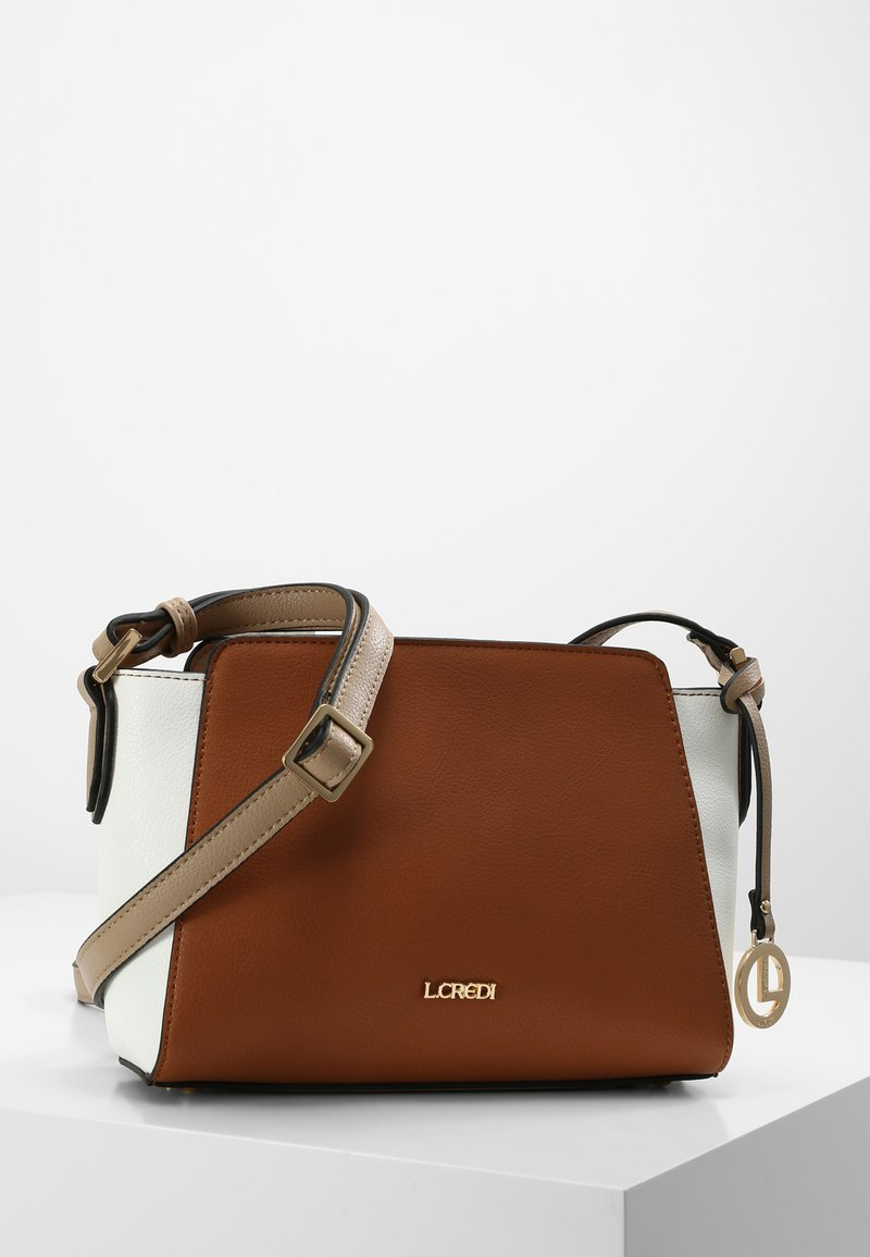 L.Credi - ELEONORA - Across body bag - cognac
