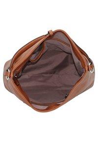 L.Credi - BELANA - Handbag - cognac - 4