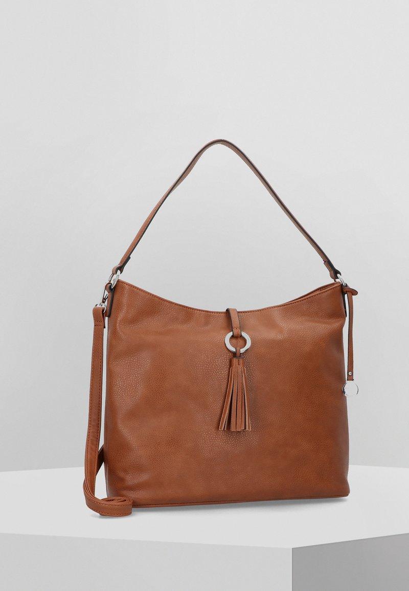 L.Credi - BELANA - Handbag - cognac