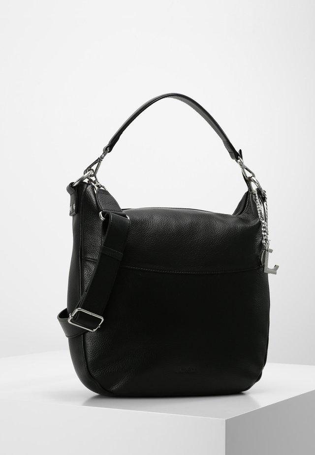 HOBO CLEMENTINA HOBO - Handtasche - black