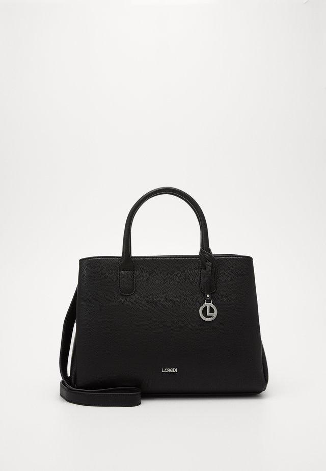 FINETTA - Handväska - schwarz