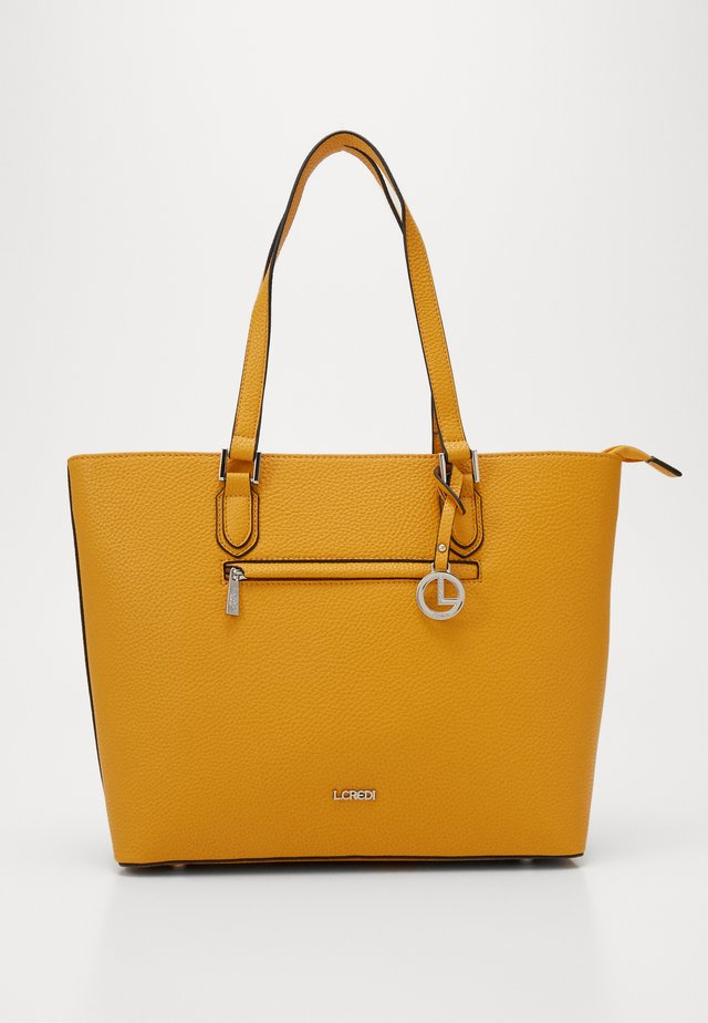ELLA - Handbag - yellow