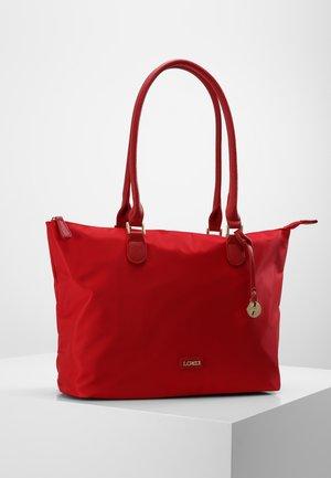 SHOPPER CONNY SHOPPER - Shopping bag - chili