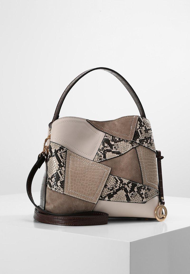 L.Credi - Handbag - brown