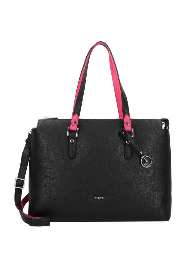 ESMERALDA - Handbag - schwarz