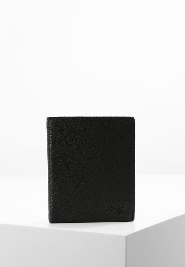 GELDBÖRSE ALFREDO GELDBÖRSE - Wallet - schwarz
