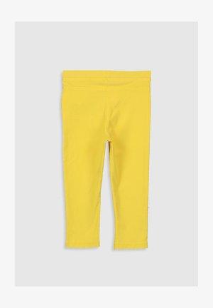 Legging - yellow