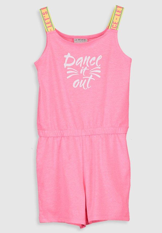 Jumpsuit - pink