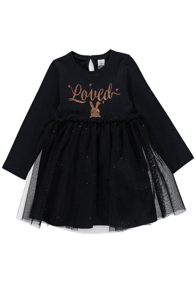 KLEID - Korte jurk - anthracite