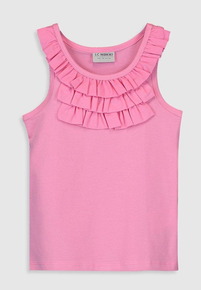 UNTERHEMD - Top - pink