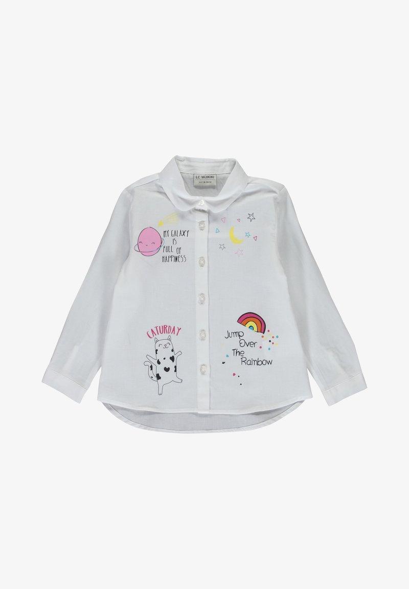 LC Waikiki - Button-down blouse - white