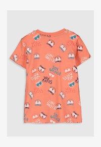 LC Waikiki - T-shirt print - coral - 1