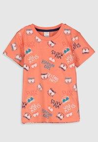 LC Waikiki - T-shirt print - coral - 0