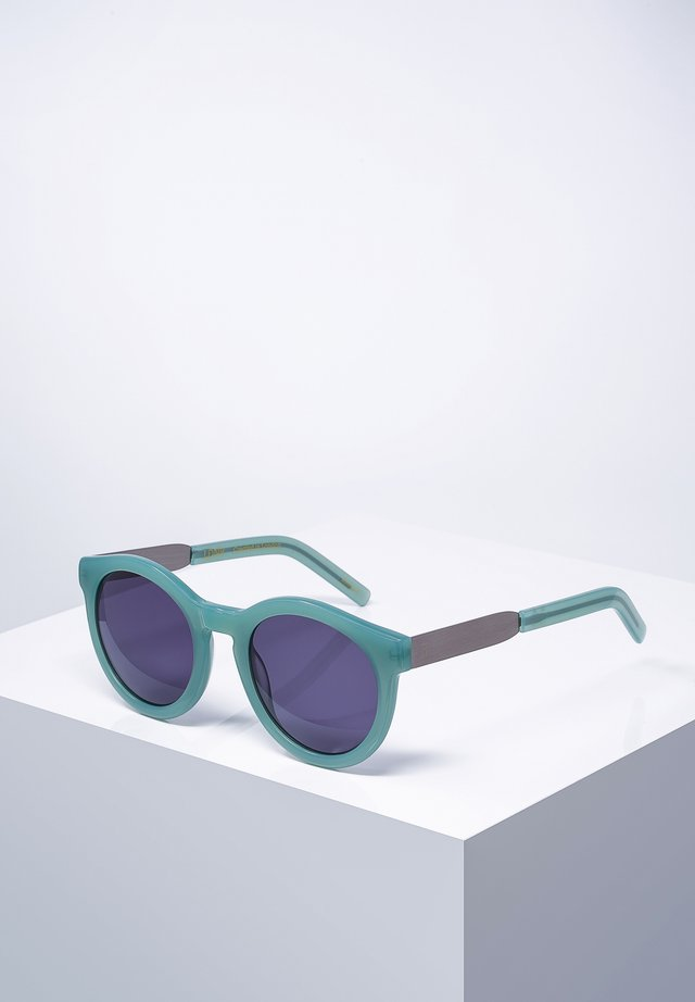 COMPTON - Sonnenbrille - turquoise