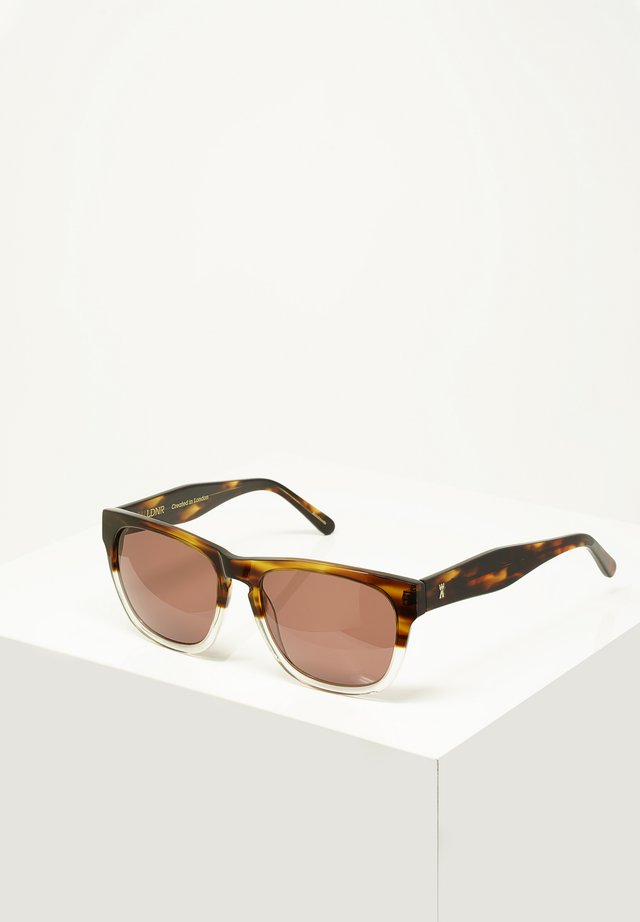 LADBROKE - Sunglasses - brown