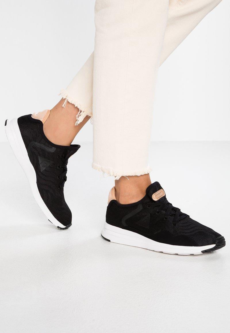 le coq sportif - SOLAS - Trainers - black/rose gold