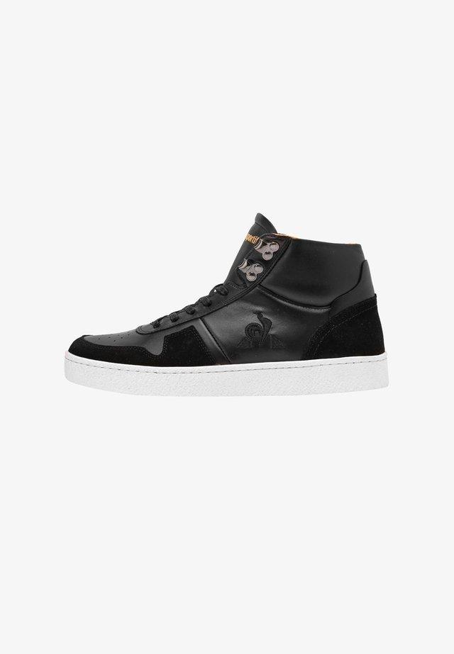 PRESTIGE - Sneakers hoog - black