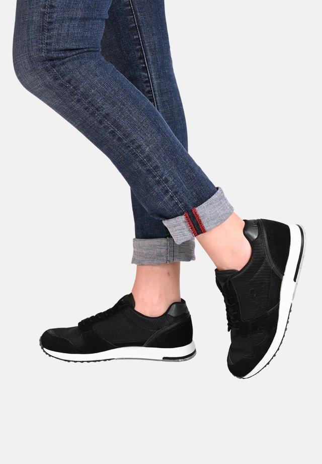 JAZY W METALLIC  - Sneakers laag - black