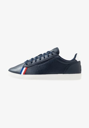 COURTSTAR SPORT - Sneakers basse - dress blue/optical white