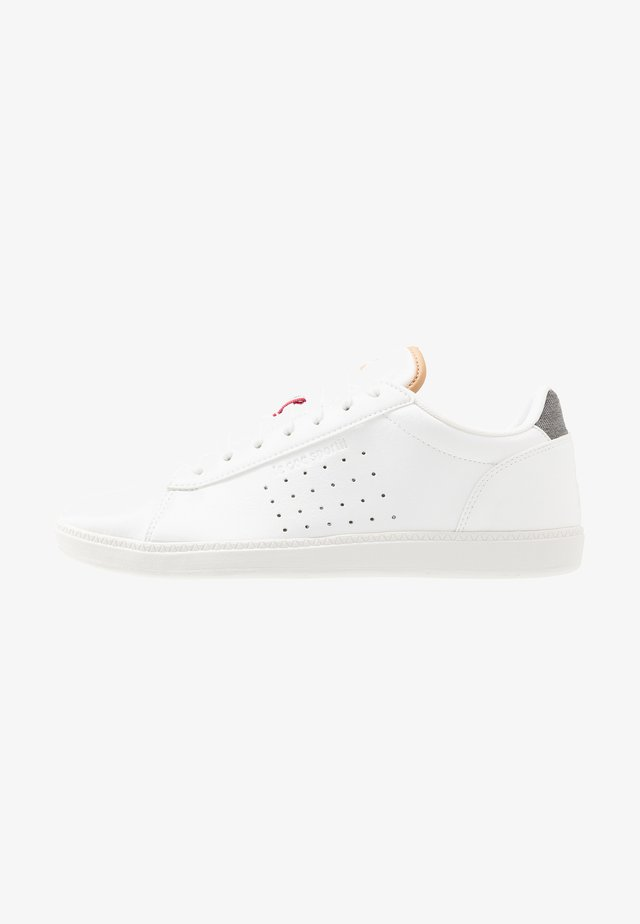 COURTSTAR - Sneaker low - optical white/grey