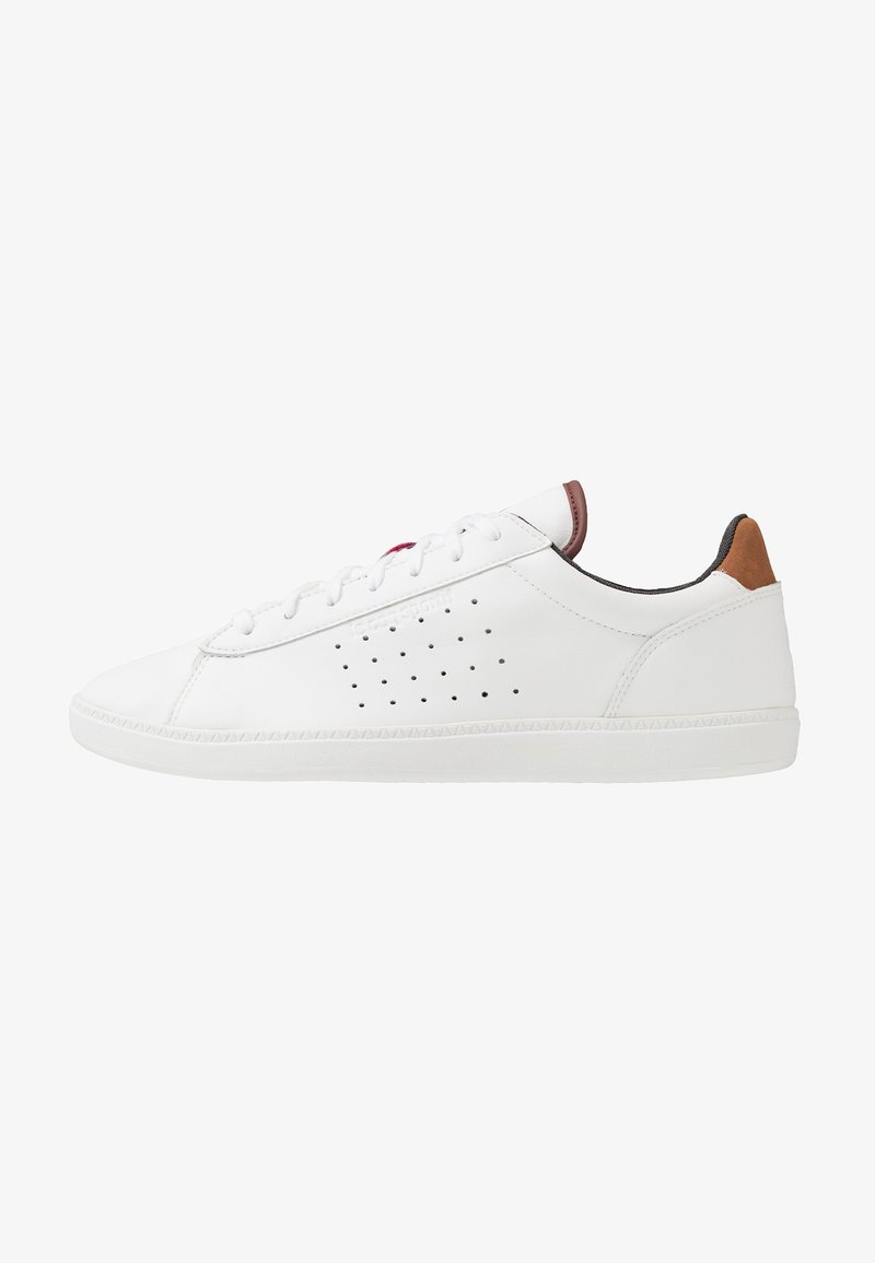 le coq sportif - COURTSTAR  - Zapatillas - optical white/cinnamon