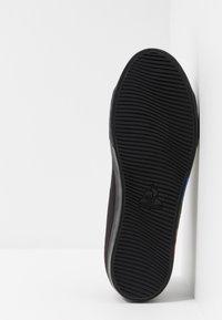 le coq sportif - VERDON BOLD - Zapatillas - triple black - 4