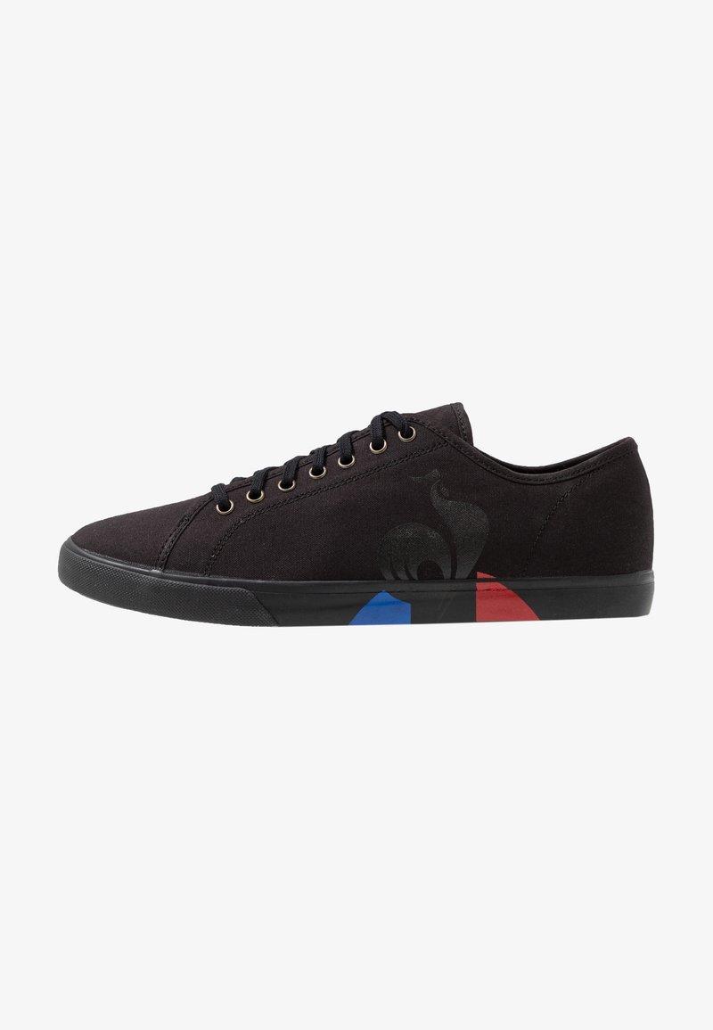 le coq sportif - VERDON BOLD - Zapatillas - triple black