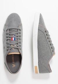 le coq sportif - VERDON - Sneakers basse - grey - 1