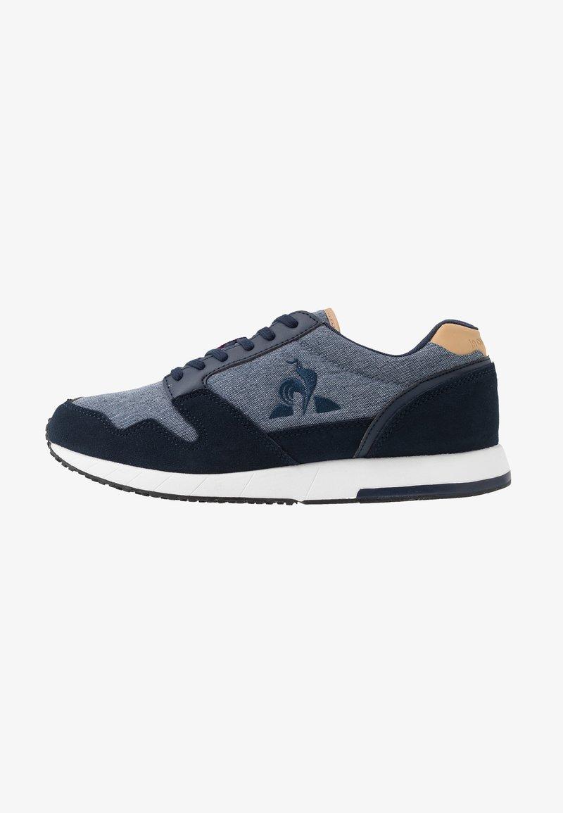 le coq sportif - JAZY - Sneakers - dress blue/croissant