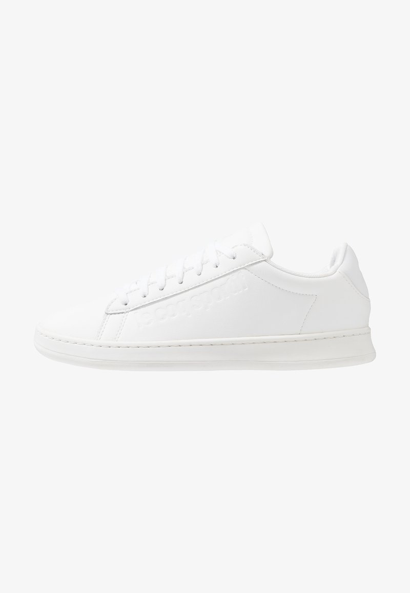 le coq sportif - BREAK TRICOLORE - Sneaker low - optical white