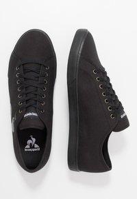 le coq sportif - VERDON BOLD - Zapatillas - triple black - 1