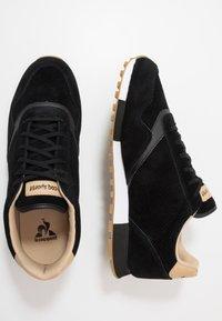 le coq sportif - DELTA PREMIUM - Zapatillas - black - 1