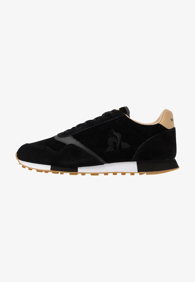 le coq sportif - DELTA PREMIUM - Zapatillas - black