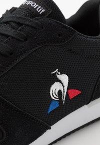 le coq sportif - MATRIX - Sneakers - black - 5
