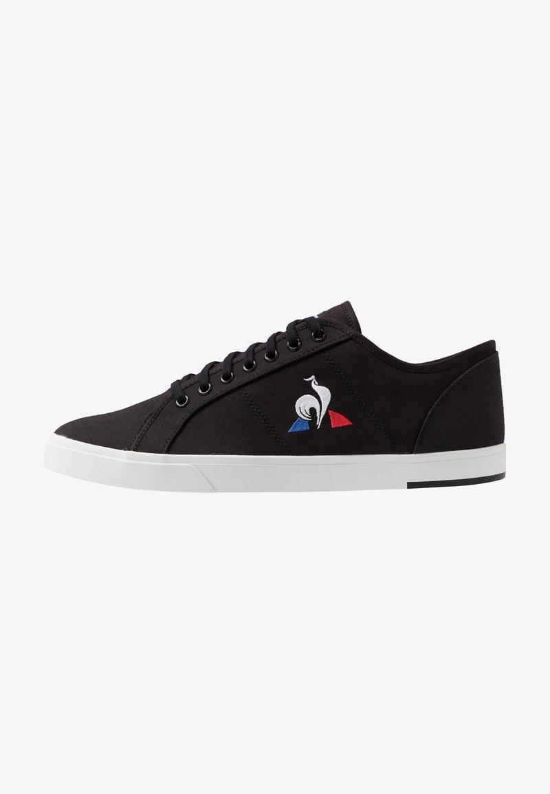 le coq sportif - VERDON - Zapatillas - black