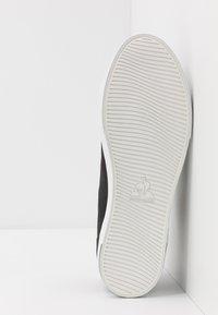 le coq sportif - VERDON - Zapatillas - black - 4