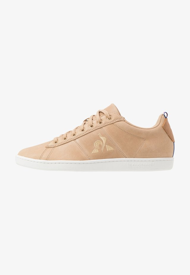 COURT CLASSIC  - Sneakers basse - croissant