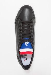 le coq sportif - NATIONALE - Zapatillas - black - 1