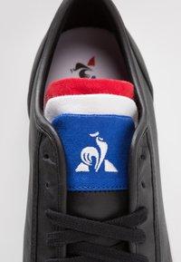 le coq sportif - NATIONALE - Zapatillas - black - 5
