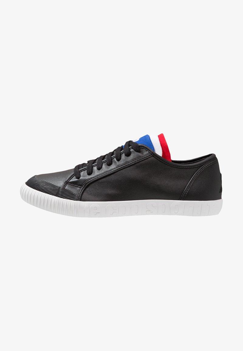 le coq sportif - NATIONALE - Zapatillas - black