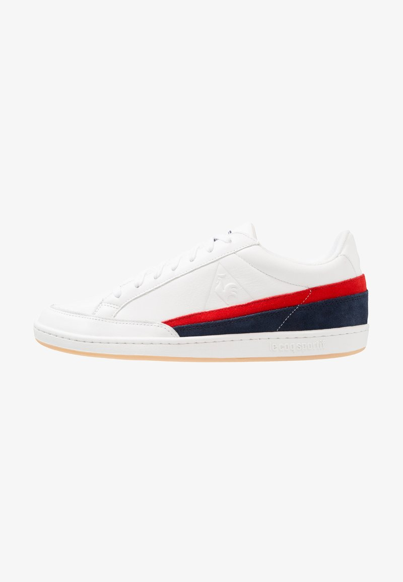 le coq sportif - COURTCLAY - Sneakers basse - optical white/dress blue