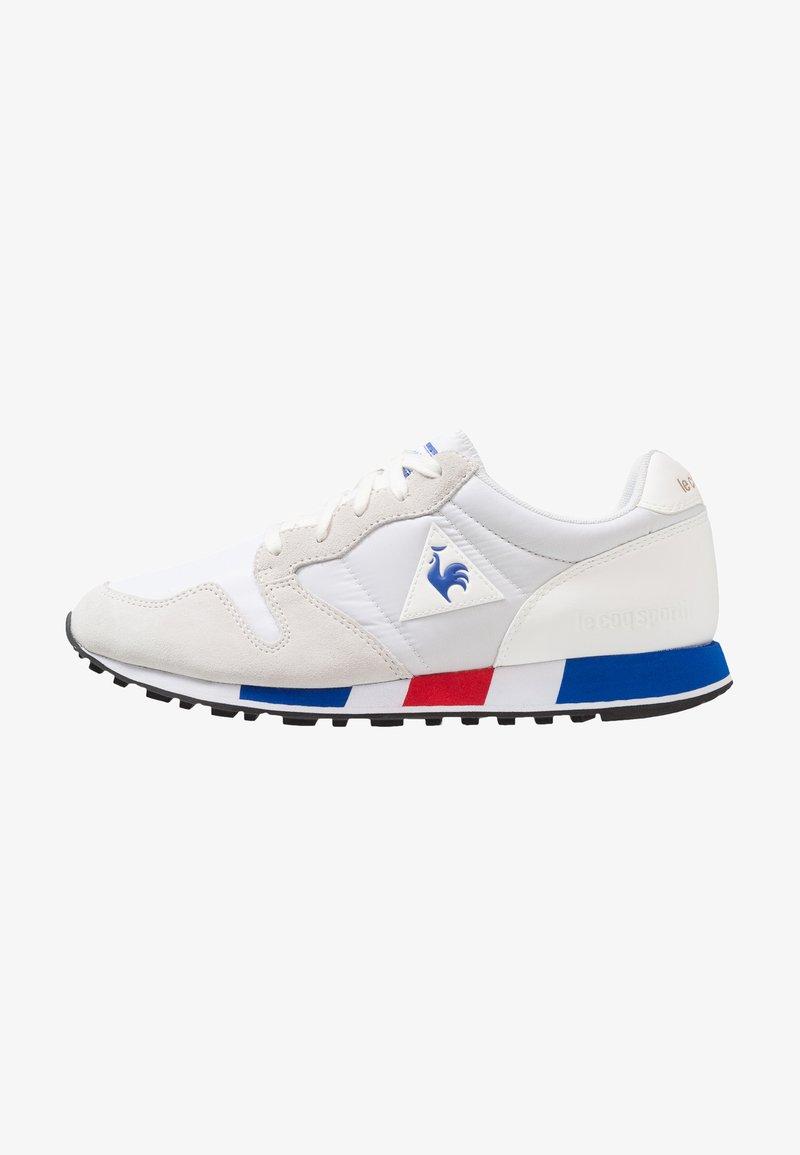 le coq sportif - OMEGA - Trainers - optical white/cobalt